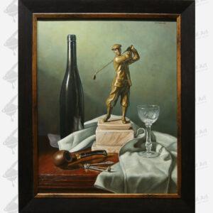 obraz olejny Wojciech Piekarski Galeria Sztuki Planet of Art