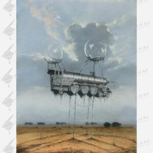 Borys Michalik malarstwo - Galeria Sztuki Planet of Art
