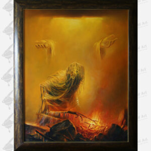 Mariusz Lewandowski obrazy na sprzedaż | Galeria Sztuki Planet of Art