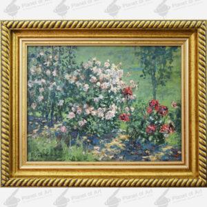 Galeria Wojciech Górecki - Róże w Jędrzychowicach