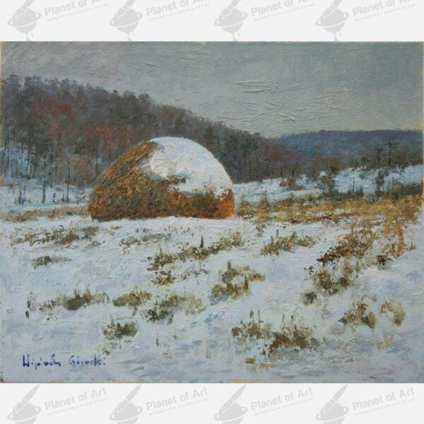 Wojciech górecki malarz galeria Planet of Art