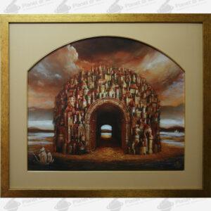 Arkadiusz Dzielawski obrazy | Galeria Planet of Art