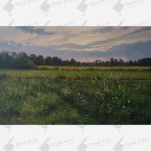 Piekarski Wojciech obrazy olejne - Galeria planet of Art